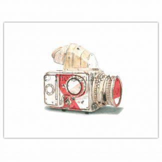 Hasselblad 500 C Kamera